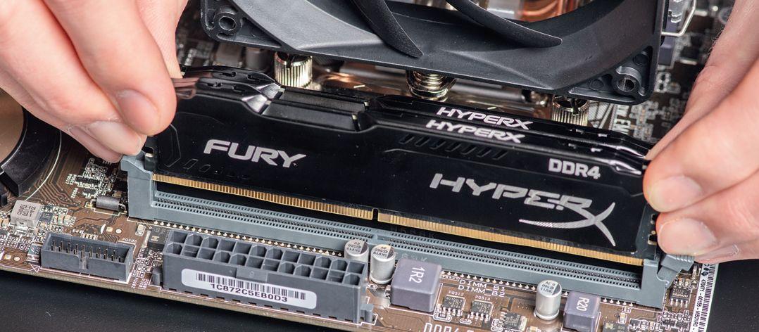 Неисправность модуля памяти может приводить к сбоям. Если используется несколько модулей, проверьте с каждым из них в отдельности, запускается ли компьютер и стабильно ли работает