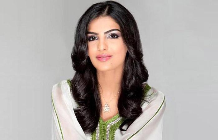 Саудовская принцесса Амира а…