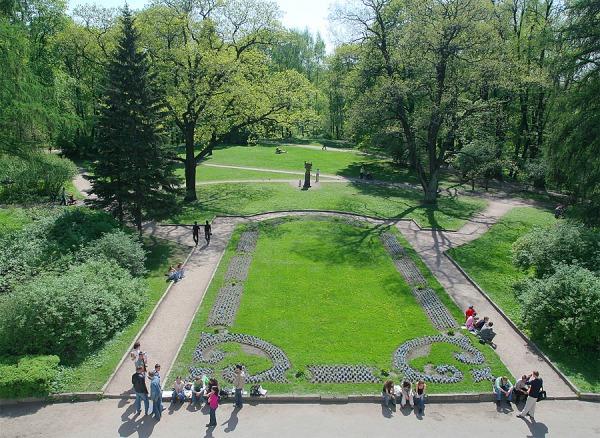 Парк Лесотехнической академии хотят полностью закрыть из-за террористов