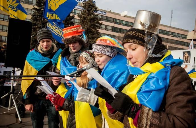 О лютой ненависти украинцев …