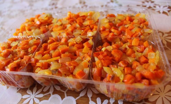 Фото: Заготовка для заправочных супов