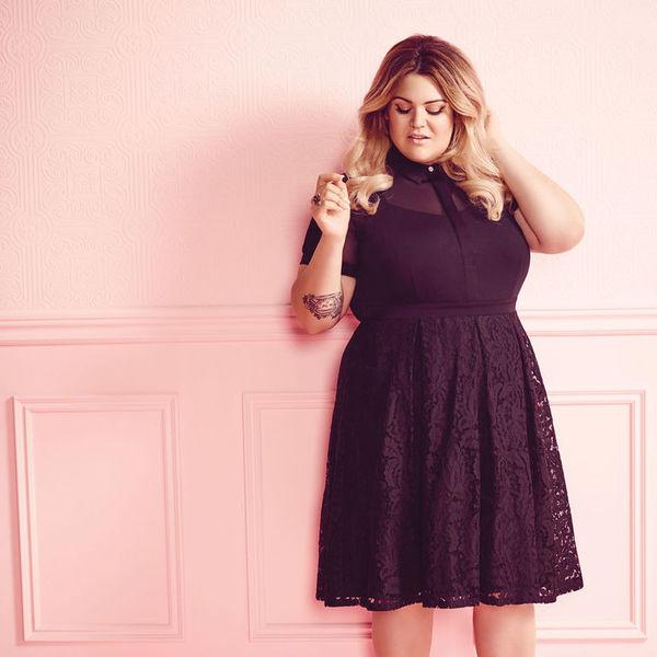 Семь правил при выборе платьев, о которых девушкам plus size пора забыть