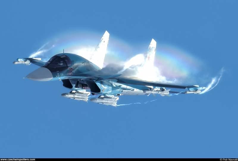 Су-34 против F-15Е, или Как …