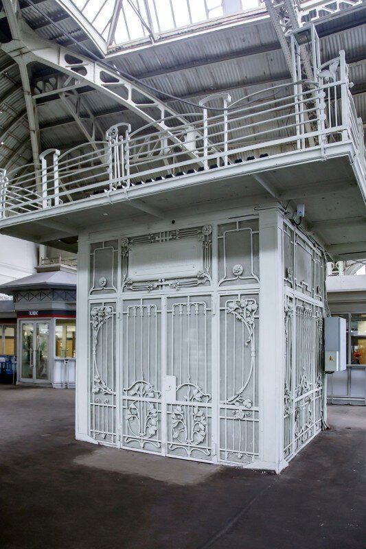 Витебский вокзал #Санкт-Петербург, #история, #техника