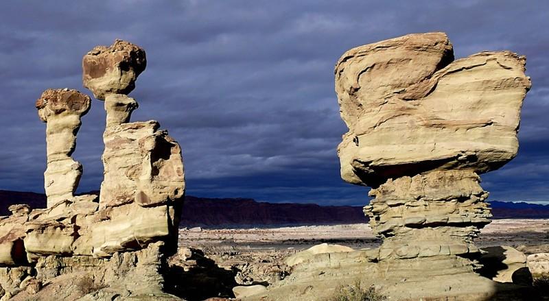 3. Исчигуаласто. Аргентина интересно, история, камни, скалы, факты, чудеса света