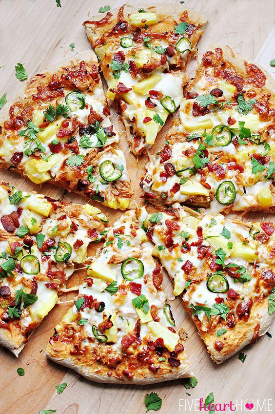 Пиццы рецепты