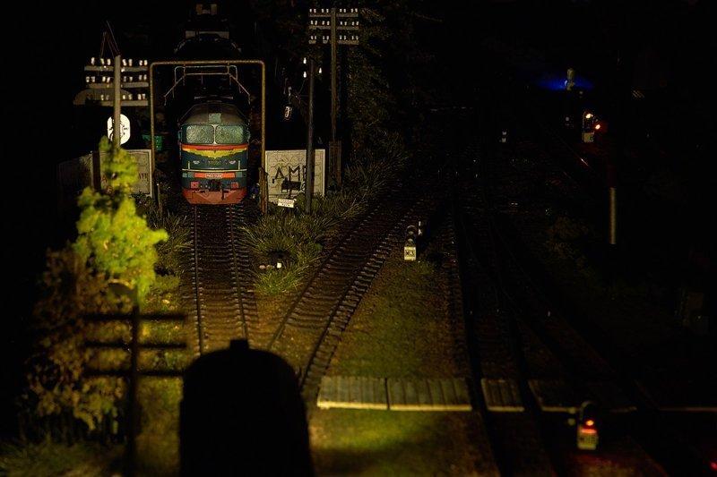 Игрушечная Россия: отечественная техника глазами (и руками) умелых моделистов диорама, интересно, красиво, модели, россия, фото, эстетика