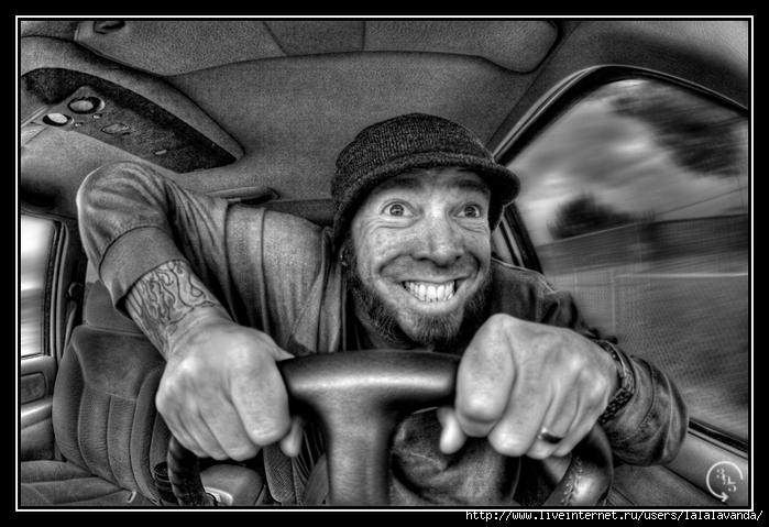 единственный мире смешные картинки мужчин за рулем свой