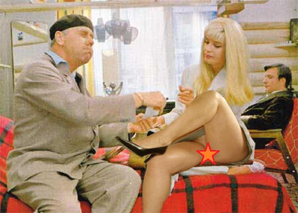 порно породии советских фильмов
