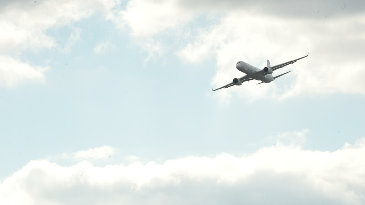 Начавший разрушаться в воздухе самолет успешно приземлился в Якутске