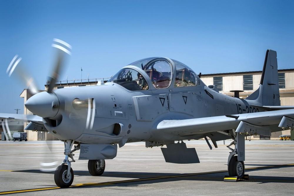 «Новые» штурмовики для украинской военной авиации