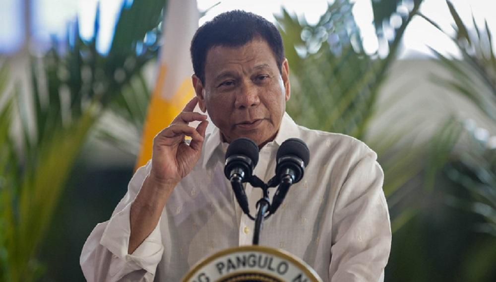 Дутерте выгоняет США с Филиппин