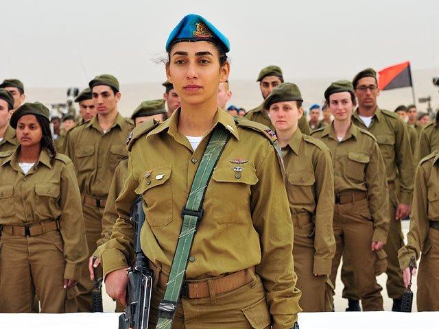 Будущие танкистки: девичье пополнение ЦАХАЛа. Фоторепортаж армия израиля, танкистки, фоторепортаж
