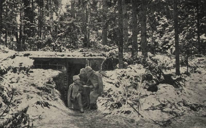 «Консервы из осетрины были великолепны». Фронтовой быт русского воина Первой мировой в фотографиях