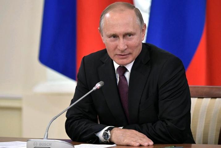 Владимир Путин уже почти прибыл на свадьбу главы МИД Австрии