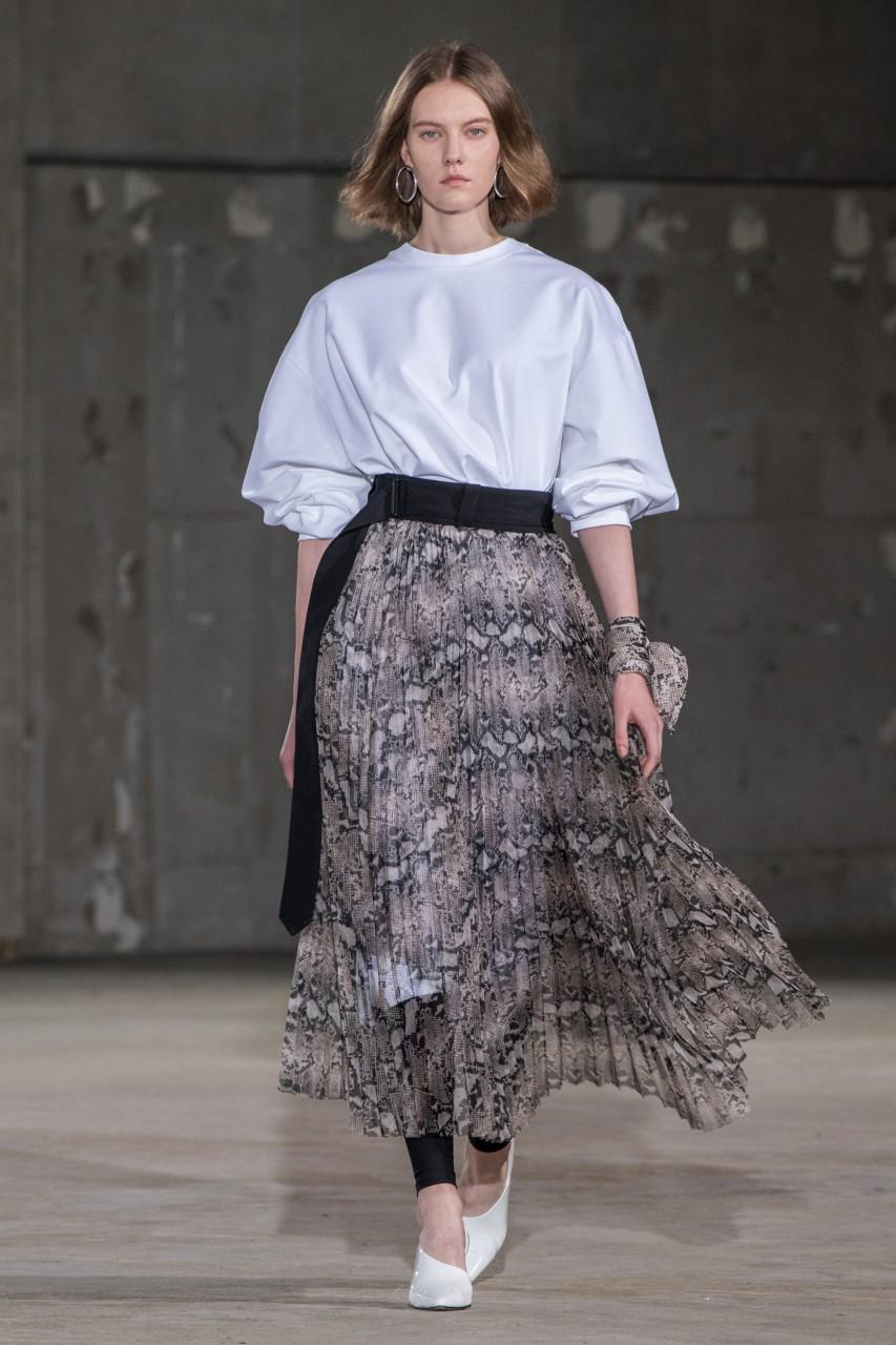 Какие юбки будут в тренде весной 2019