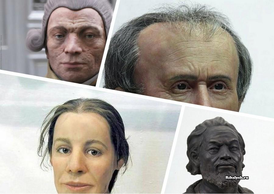 Антропологическая лицевая ре…