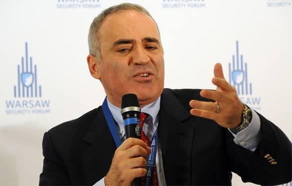 Ход конем: Каспарова изгнали из FIDE за коррупцию