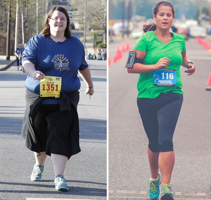 Как похудеть при помощи бега