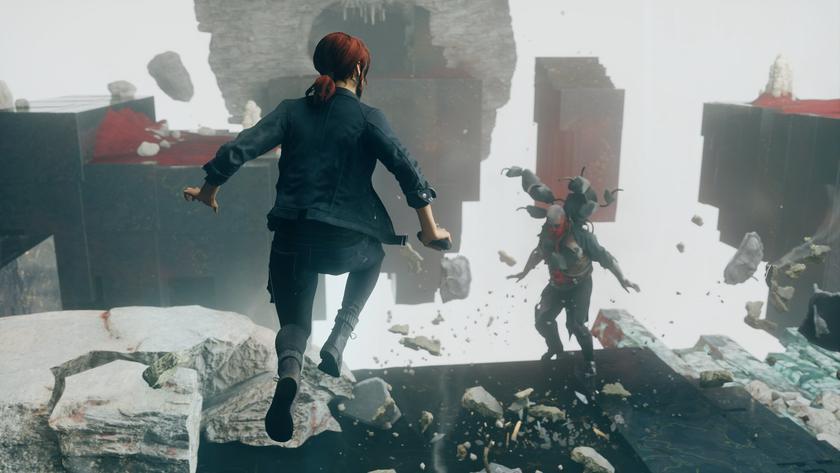 Приказ мертвеца: анонс Control: The Foundation от Remedy с подробностями и сюжетным трейлером control,анонсы,геймплей,Игры,сюжет