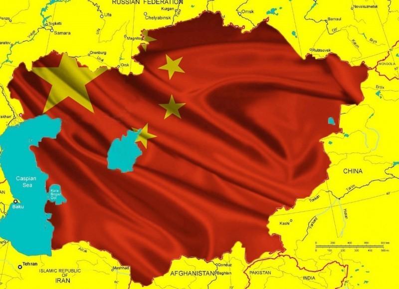 Китайская Империя растворяет…