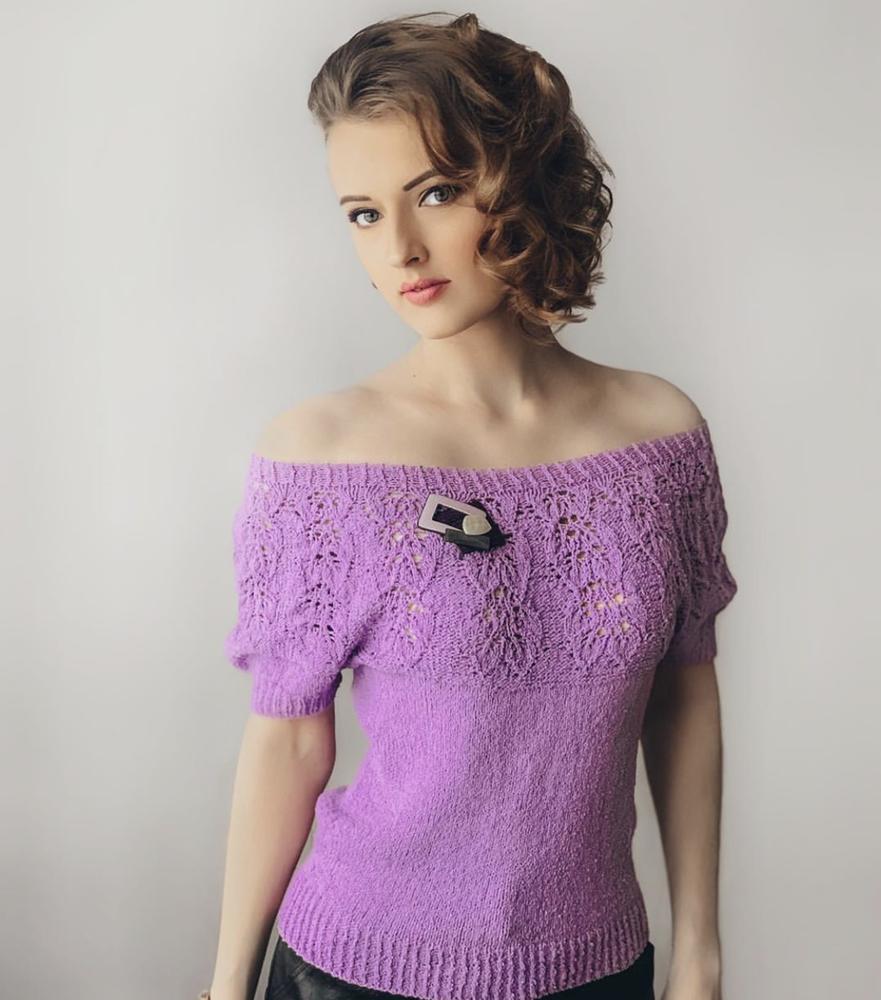 Летняя вязаная мода — черпаем вдохновение! 35 модных моделей вдохновляемся,вязание