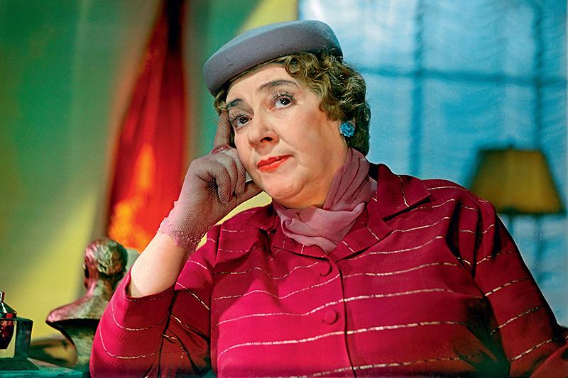 Великие актрисы Советского союза