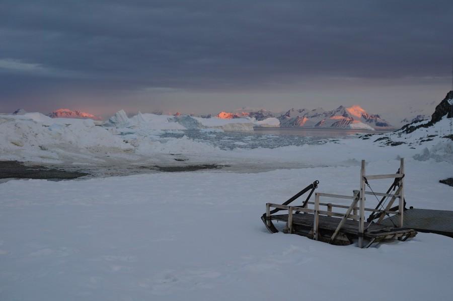 Скорость таяния антарктическ…