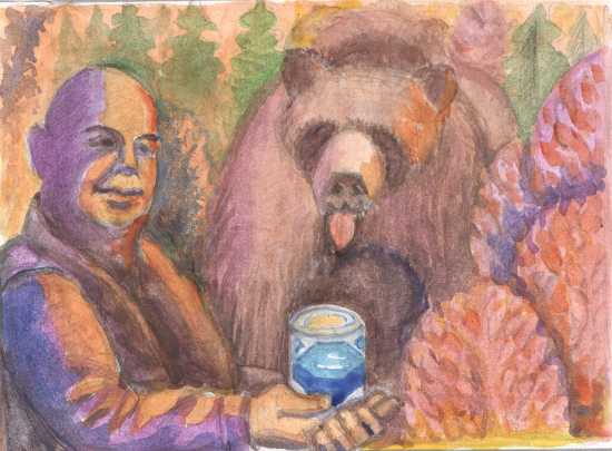 Медвежий кордон