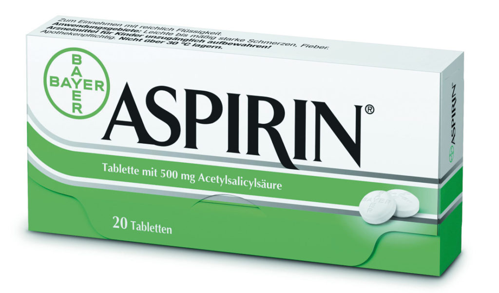 аспирин может вызывать потливость