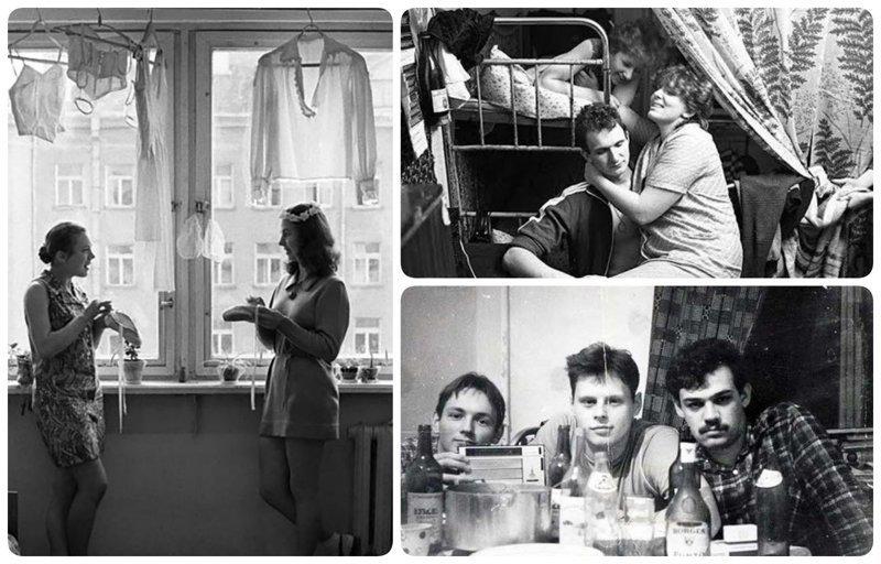 Что творилось в советских общежитиях