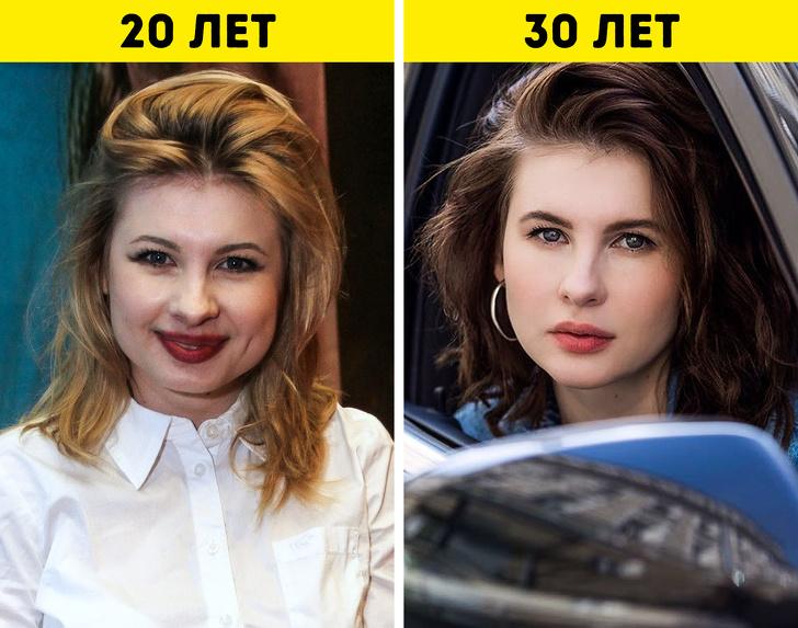9 причин, по которым женщины в 30 выглядят лучше, чем в 20