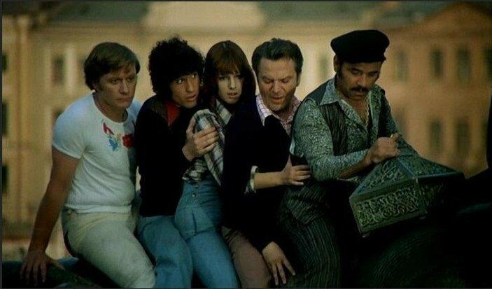 Что стало с итальянцами из фильма «Невероятные приключения итальянцев в России»?