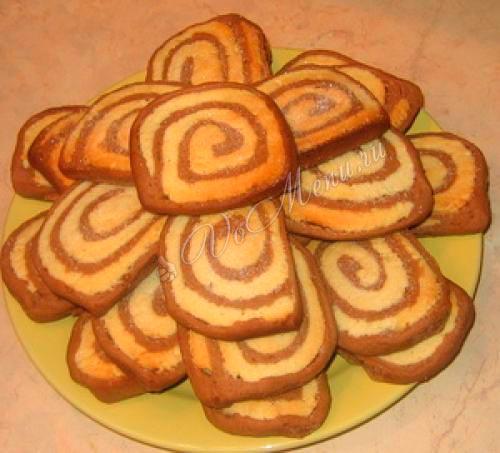 Печенье «День и ночь»