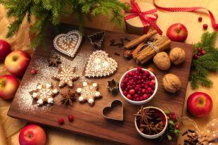 Имбирное печенье и немецкий штоллен. Какой аромат узимних каникул?