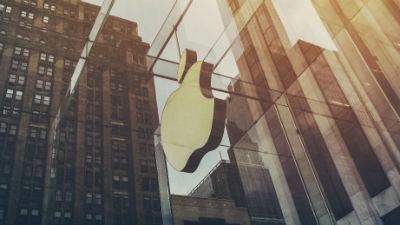Apple запатентовала смартфон с круговым дисплеем