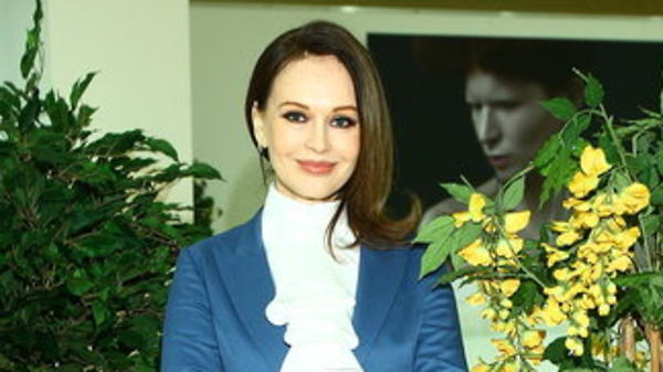 Образ дня: Ирина Безрукова в Grivko