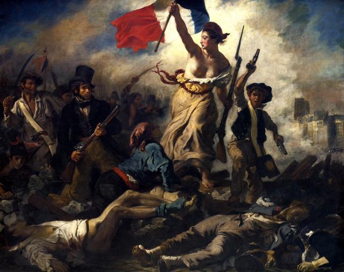 Пятерка работ, которые обязательно нужно увидеть в Лувре