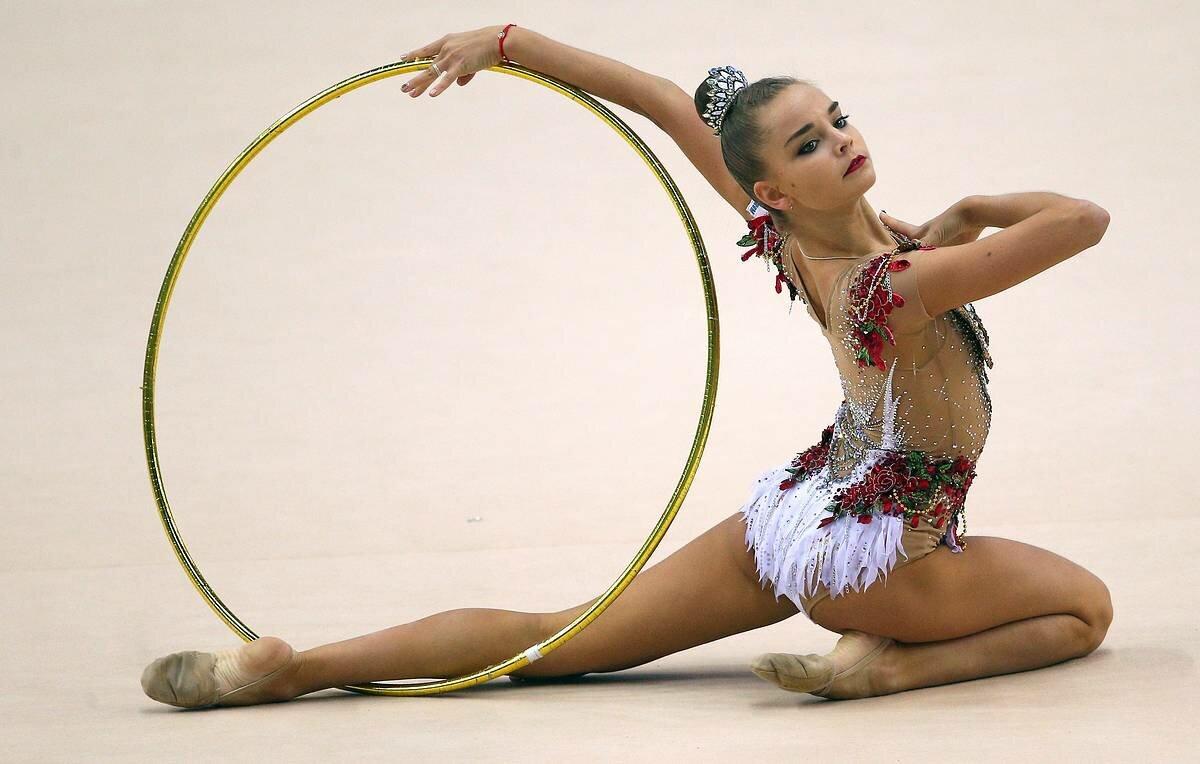 костюма лучше российские художественные гимнастки фото замка только