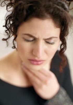 Ангина (острый тонзиллит). Применение алоэ при лечении ангины
