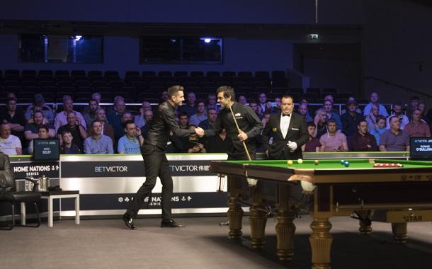 1/2 Northern Ireland Open 20…