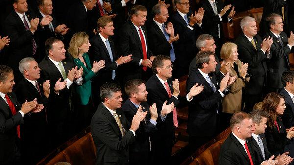 """""""Поэтому Сенат категорически отказался принимать новый пакет санкций против России!"""""""