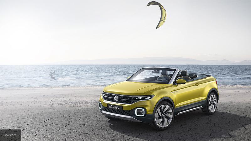 Версия Volkswagen T-Cross получится длиннее европейской