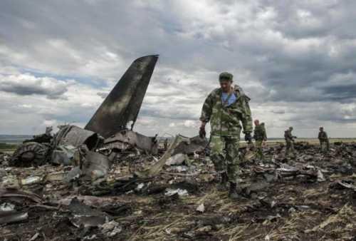 Заявления, что самолет над Донбассом сбили россияне — это провокация. Parlamentní listy, Чехия