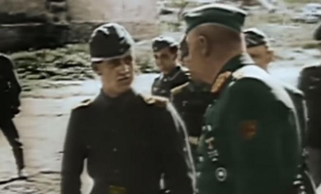 Негласные правила советских и немецких солдат