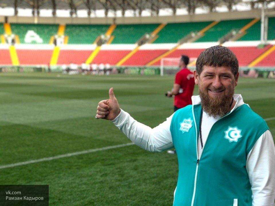 Рамзан Кадыров готов трудоус…