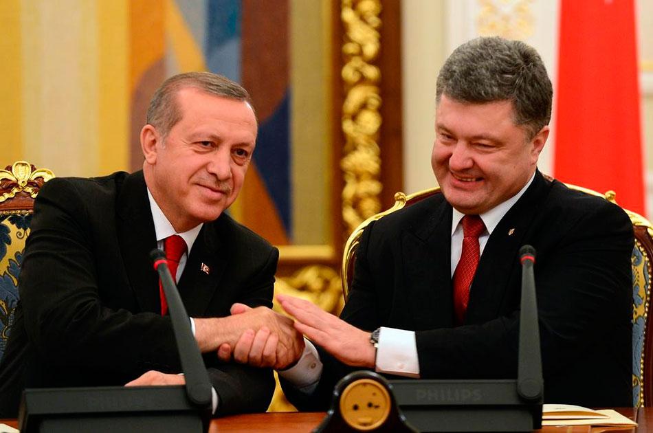 Зачем Эрдогану Крым