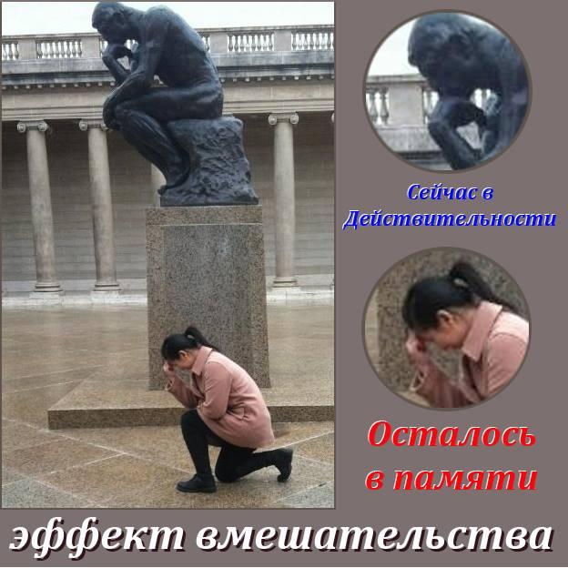 ЭФФЕКТ ВМЕШАТЕЛЬСТВА