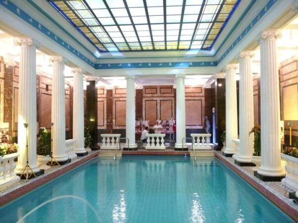 Самые лучшие бани со всего мира