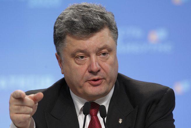 Порошенко обвинил Россию в п…